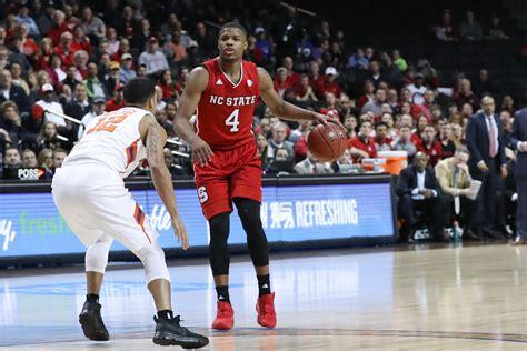 nc state basketball dennis smith jr declares  nba draft