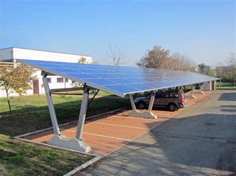 tettoie fotovoltaiche pensiline fotovoltaiche in alluminio energy parking