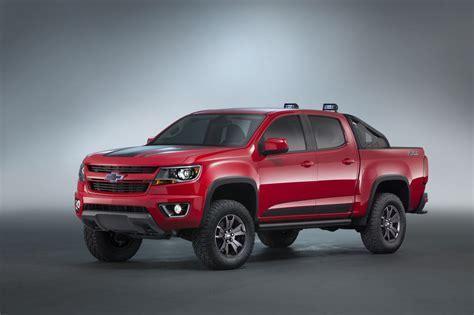 2016 Chevrolet Colorado Trail Boss 3.0 SEMA   GM Authority