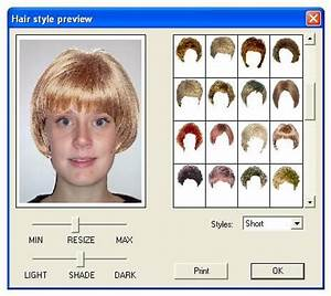 17 Best Ideas About Virtual Hairstyles On Pinterest