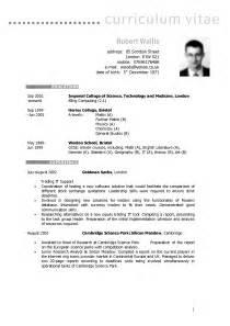 Best Sle Cover Letter Administration Cv Exle Uk