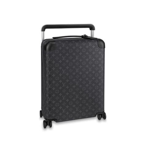 horizon  monogram eclipse travel luggage louis vuitton
