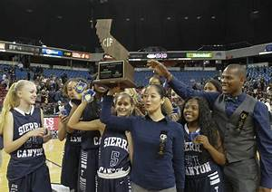 Girls' basketball: Sierra Canyon wins Division IV title ...