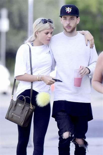 Richie Boyfriend Sofia Miles Hollywood West Hawtcelebs