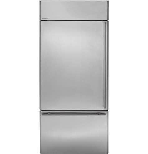 monogram  built  bottom freezer refrigerator