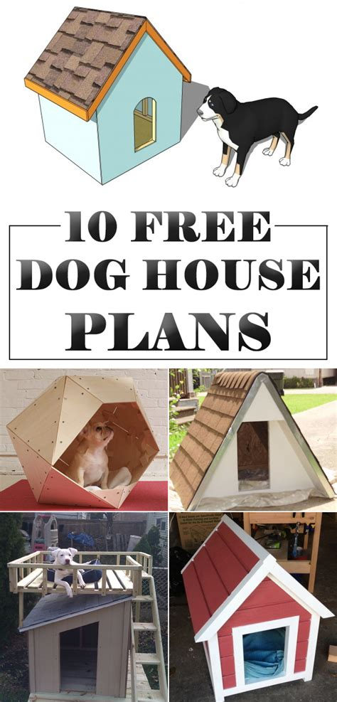 dog house plans collection   daily