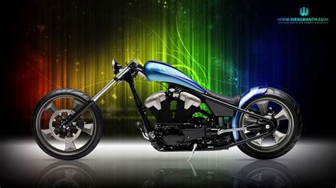 Free Download Wallpaper Of Chopper Bikes