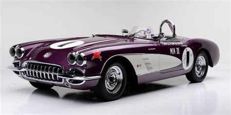 Purple Eater Car by Purple Eater 4 Vettes For Sale Business Insider