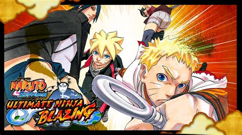Naruto Ultimate Ninja Blazing First Gameplay! How To
