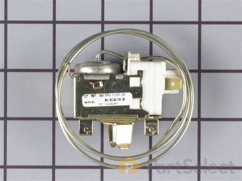 Frigidaire Temperature Control Thermostat