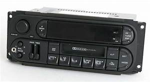 Jeep Liberty 2002 Rbb Radio Amfm Cassette W Aux Input 22
