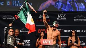 Fight Sports Heritage Meaningful To Mexican Fighters  Fans