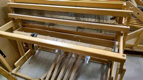 Wire Harnes Weaving by Used Looms 2 Harness 4 Harness Southwest Michigan