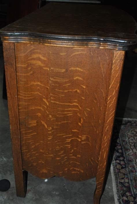 tiger oak dresser with swivel mirror for sale antiques classifieds