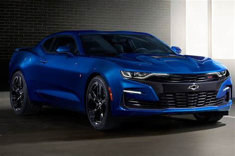 Chevrolet Camaro 2020 review with excellent engines ...