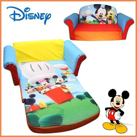 Mickey Mouse Flip Open Sofa Uk by Mickey Mouse Sofa Chair Memsaheb Net