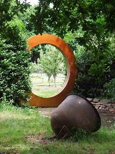 Objet Decoration Jardin : acier corten la star moderne du jardin ~ Premium-room.com Idées de Décoration