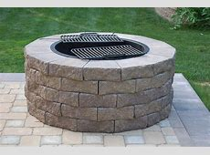 Patio With Fire Pit And Grill Fire Pit Grill Table Outdoor