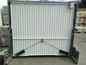 porte de garage basculante debordante sans rail tubauto With porte de garage basculante tubauto