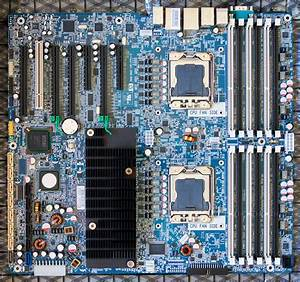 Hp Z620 Motherboard Diagram