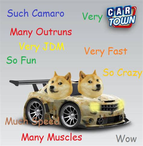 Doge Meme Car - doge such christmas doge wow meme cover memes