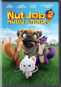 The Nut Job 2: Nutty by Nature DVD Release Date November ...