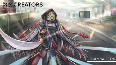 Anime Wallpaper Creator - re creators hd wallpaper and background 1920x1080