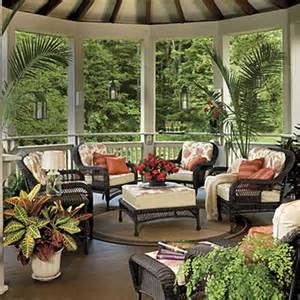 breezy summer porches from southern living southern