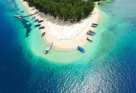 paradise island discover gili trawangan  lombok
