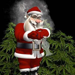 15 Ways Weed Can Make Christmas Better
