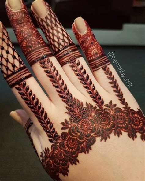 beautiful mehndi designs  pinterest fashion