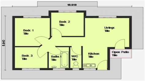 pictures bedroom house plan 3 bedroom house plan south africa small house plans 3