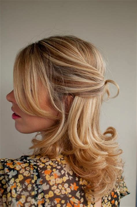wedding hair idea twisted     hairstyle