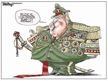 Dictator Cartoon Bill Donny Award Winning Smart