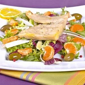 Recette Filets De Perche En Salade Gourmande Cuisine