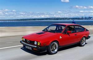 Alfa Romeo Gtv 6  U2013 8000vueltas Com