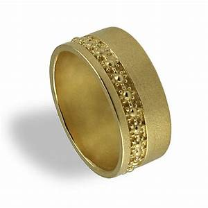 2018 latest women39s wide wedding bands With yellow gold wedding rings for women