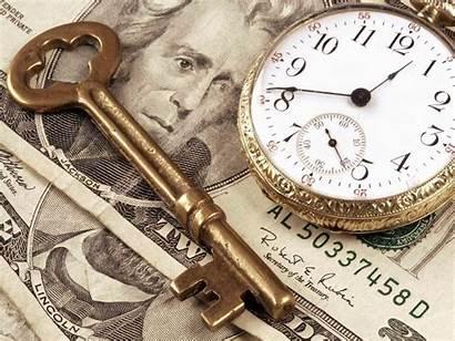 Pocket Estate Wallpapers Money Mediation Lesson Clock