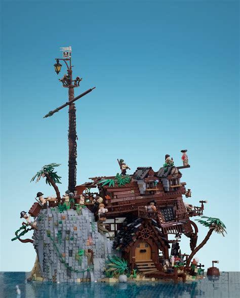 Quand les pirates crashent leur bateau sur un caillou au ...