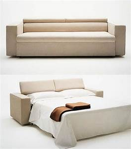 buy cream color modern sofa cum bed at onlinesofadesign With sofa bed designs pictures