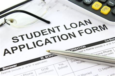 applying  student loans campus