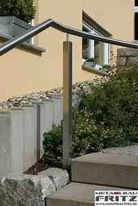 Grundierung Holz Außen : treppengel nder holz edelstahl aussen ~ Whattoseeinmadrid.com Haus und Dekorationen