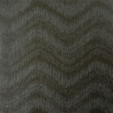 modern metallic blurred wave grey wallpaper  roll