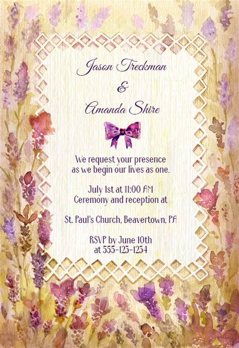 wedding invitation wedding invitation template