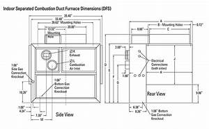 Model   Dfs 175  Low Temperature Rise Separated Combustion