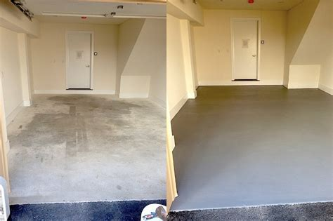 Epoxy Garage Floor   Philadelphia   LaffCo. Painting
