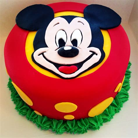 Mickey Mouse Cakes! ? The Cupcake Delivers