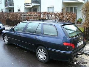 Peugeot 406 Break : 1998 peugeot 406 break sv dt car photo and specs ~ Gottalentnigeria.com Avis de Voitures