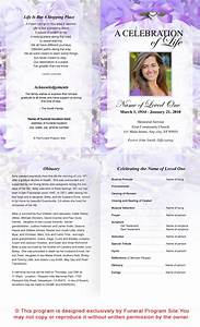 Best photos of template of funeral program free sample for Free funeral program template publisher