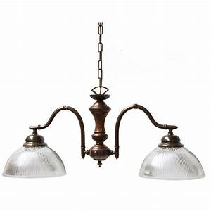 Pendant lighting island bench : Two light kitchen island ceiling pendant for rustic